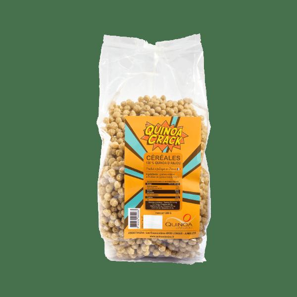 Sachet de Quinoa Crack