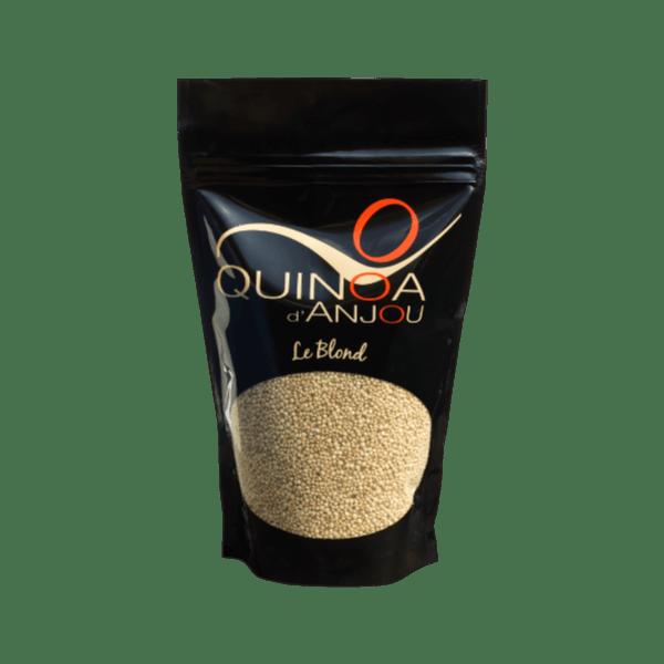 Sachet de quinoa Blond produit en France